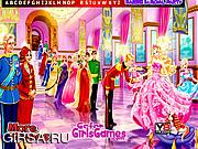 Игра Barbie in Royal Party Hidden Letters
