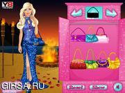 Флеш игра онлайн Barbie's Date with Ken