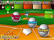 Флеш игра онлайн Долбить до базы мяч математике - умножение Edition с