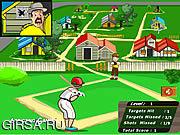 Флеш игра онлайн Бейсбол Хаос