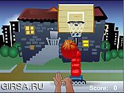 Флеш игра онлайн A Basketball