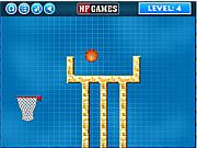 Флеш игра онлайн Баскетбол / Basketball Gozar