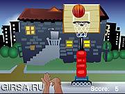 Флеш игра онлайн Баскетбол / Basketball
