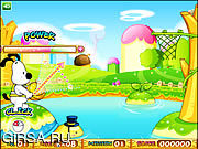 Флеш игра онлайн Basketdog