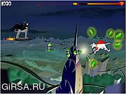 Флеш игра онлайн Batdog / Batdog