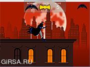 Флеш игра онлайн Приключения Бэтмана