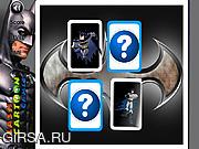 Флеш игра онлайн Batman Memory Challenge