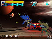 Игра Batman The Brave and the Bold: Dynamic Double Team