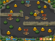 Флеш игра онлайн Battle for territory y8