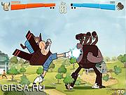 Флеш игра онлайн Битва гигантов / Battle of the Behemoths