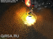 Флеш игра онлайн Битва Ботфорты / Battle Treads