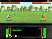 Флеш игра онлайн Battle Mechs