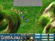 Флеш игра онлайн Общие Битвы / Battlefield General