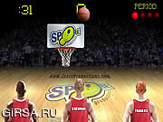 Флеш игра онлайн BBall Shoot-Out