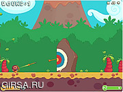 Флеш игра онлайн Конкурс до н. э. лук / BC Bow Contest