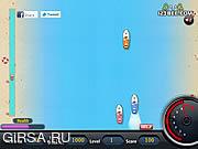 Флеш игра онлайн Пляжные лодки / Beach Drive