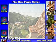 Флеш игра онлайн Красивый вид - пазл