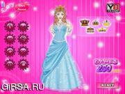 Флеш игра онлайн Наряд для принцессы / Beauty Princess Dressup