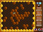 Флеш игра онлайн Bee Hunt
