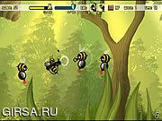 Флеш игра онлайн Королева пчел