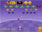 Флеш игра онлайн Пчелка Войны / Bee War