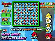 Флеш игра онлайн Сокровища сердитых птиц