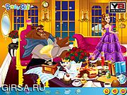 Флеш игра онлайн Белла - История игры / Bella Princess Story Game