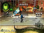 Флеш игра онлайн Бен 10^ Окончательный Кризис / Ben 10^ Ultimate Crisis