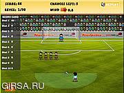 Флеш игра онлайн Best Free Kick