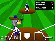 Флеш игра онлайн Большую Работу Бейсбольная Вызов