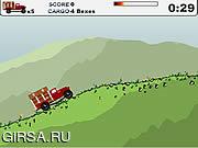 Флеш игра онлайн Большие приключения 2 тележки