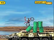 Флеш игра онлайн Веломания 5 / Bike Mania 5