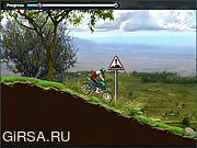 Флеш игра онлайн Мастер Велосипед