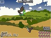 Флеш игра онлайн Птицы Blast / Bird Blast
