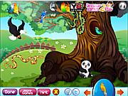 Флеш игра онлайн Спасение птичек