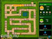 Флеш игра онлайн Bittu Bomber