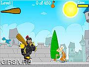Флеш игра онлайн Black Knight