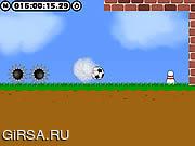 Флеш игра онлайн Взрывная волна / Blast Up