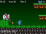 Флеш игра онлайн Квест блинки по / Blinky's Quest