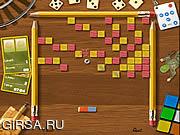 Флеш игра онлайн Блоки навылет!