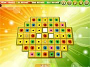 Флеш игра онлайн Блумстер Матч 3 / Blomster Match 3