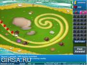 Флеш игра онлайн bloons башня обороны 4 (ч-а-с-к)