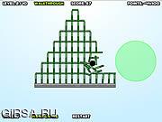 Флеш игра онлайн Физика Блоков / Blosics