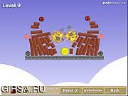 Флеш игра онлайн Blow Things Up 2