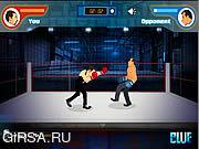 Флеш игра онлайн Синий Дебоширов