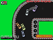 Флеш игра онлайн Гонка на BMW / BMW Car Racing