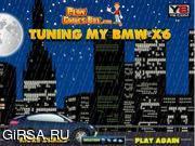 Флеш игра онлайн BMW X6 / BMW X6 POWER