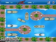 Флеш игра онлайн Boat Park