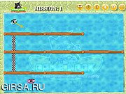 Флеш игра онлайн Гонки На Лодках Вызов / Boat Race Challenge