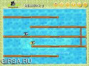 Флеш игра онлайн Гонки на лодках / Boat Racing Challenge